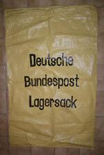 Lagersack der Deutschen Bundespost