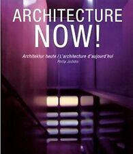 ARCHITECTURE NOW 2001 Contemporary Design Building Ando Zaha Hadid Gehry Isozaki