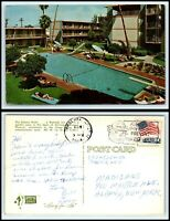 ARIZONA Postcard - Phoenix, The Sahara Hotel - A Ramada Inn M36
