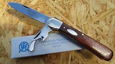 Hartkopf Federdrücker Taschenmesser, Messer Klappmesser Stahl 4110 343610 Neu