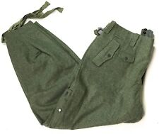 WWII GERMAN LUFTWAFFE FJ PARATROOPER M38 JUMP TROUSERS-XLARGE