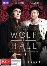 Wolf Hall DVD NEW Region 4