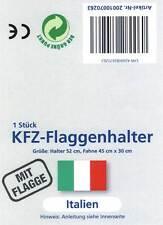 Autofahnen 1A Qualität KFZ-Flagge WM2014 Deutschland Italien Griechenland Türkei