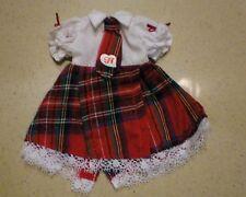 Blythe New 1 pc x Checker Outfit Dress
