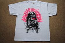 Bring me the horizon zombie cerveau t shirt xl nouveau officiel bmth ollie sykes metal