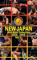 NJPW Best Bout Collection 2016-2019 Vol. 1 DVD 8 hours of NJPW Classic Matches!