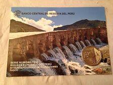 PERUVIAN 1 NUEVO SOL COIN ARQUEOLÓGICO DE HUARAUTAMBO SPANISH DESCRIPTION NEW