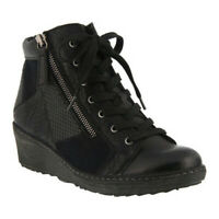Spring Step Women's   Lilou Wedge Sneaker