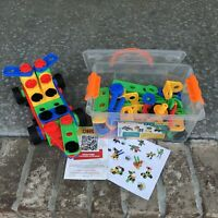 STEM Toys ETI Toys Learning Educational Construction Lil' Engineers Nuts & Bolts