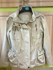 Abrigos y chaquetas de mujer beige de 100% algodón | Compra