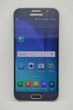 Samsung Galaxy S6 SM-G920A 32GB Black Sapphire (AT&T) Smartphone GSM UNLOCKED