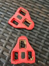 Cycle Cleats - Keo Red
