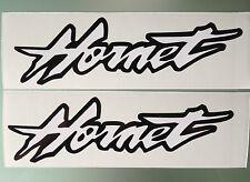 Hornet Decals / Stickers for Honda Hornet (Any Colour) (Pair)