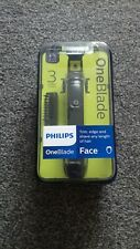 Philips QP2520/25 OneBlade Wet Dry Facial Hair Trimmer Shaver