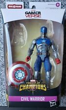 "Marvel Legends Shang-Chi Mr. Hyde Civil Warrior Action Figure 6"" Captain America"