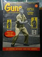 Guns 1960 MAGAZINE Articles History Photography Photos Ammunition Rifles ISSUE