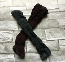 cocon.commerz PRIVATSACHEN  Arm-Stulpen in schwarz und weinrot