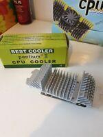 Cooler Pentiu 3 Processor  CPU P3-S5-01 Ball Bearing
