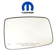 NEW Ram 1500 2500 Passenger Right Mirror Glass Replacement OEM Mopar 68050298AA