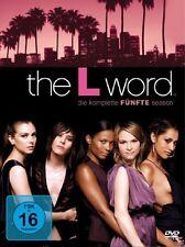The L Word - Staffel 5 - NEU OVP - 4 DVDs
