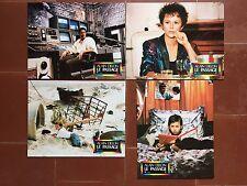 LE PASSAGE René Manzor ALAIN DELON Christine Boisson 4 Photos