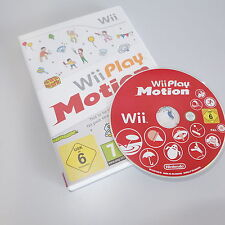 Wii Play Motion Nintendo Wii