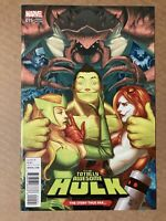 TOTALLY AWESOME HULK #15 Variant 1st Print First Protectors THE STORY THUS FAR