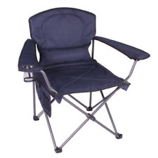 Four Seasons Courtyard Blue Oversized Padded Arm Chair