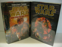 STAR WARS Specter of the Past - The Last Command 1st/1st Timothy Zahn Lot of 2