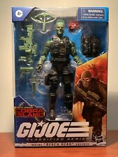 GI Joe Cobra Island Classified Series Beach Head #10 MISB BLUE EYES Variant?
