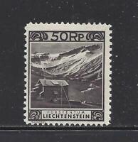 LIECHTENSTEIN - 102 - MNH - 1930 - ALPINE HOTEL, MALBUN