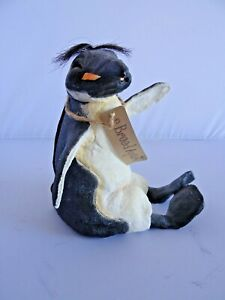 """A Breed Apart sculpture """"Percy"""" Penguin"""