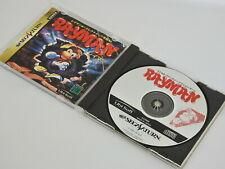 Rayman Ray Man Ref/057 Sega Saturn Japan ss
