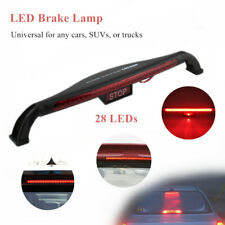 1*LED Universal Brake Lamp Car Safety Signal LampTail Light High-Mount Stop 360°