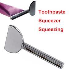Tube Toothpaste Squeezer Keys Metal Roller Hair Dye Dispenser Wringer Tool HS3