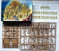 28mm Perry Miniatures GWW 1 - Afrikakorps 1941-1943 - German Infantry WWII / WW2