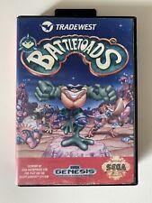 Battletoads - Sega Genesis - Boxed Complete