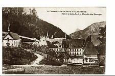 CPA-Carte postale-FRANCE - La Grande Chartreuse - Entrée principale du Couvent