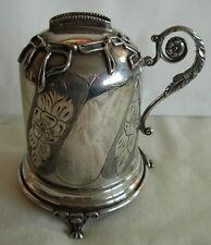 Sterling Silver Tzedakah Charity Box By Hazorfim Israel - 124 grams