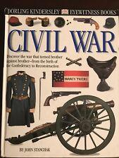 Civil War  Dorling Kindersley Eyewitness Books Paperback John Stanchack