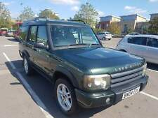 2004-Land Rover Discovery 2.5 TD5,Landmark,7Seater,Auto,FSH,Leather,96K,