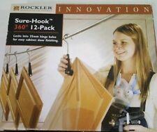 Rockler Sure-Hook 360° Cabinet Door Hanger access to panels when spraying Hinge