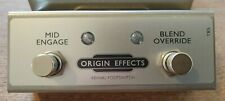 More details for origin effects revival drive footswitch