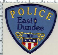 East Dundee Police (Illinois)  Shoulder Patch - new from 1991