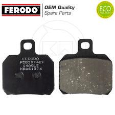 PASTIGLIE FRENO ANTERIORE FERODO FDB2074EF PER PIAGGIO BEVERLY 500 2006