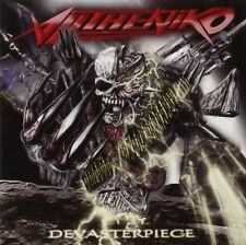 ALLTHENIKO - Devasterpiece (NEW SEALED CD, ITALIAN POWER THRASH METAL)