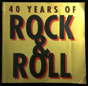 Rare 1st Guernsey Rock Lot Catalog w/Posters Guitars Shirts Jim Marshall Beatles