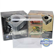 1 x Box Protector for Nintendo Gamecube Console STRONG 0.5m Plastic Display Case