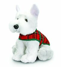 Keel Toys 25 cm Westie with Coat by Keel Toys