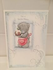 "ME TO YOU TATTY TEDDY ""SPECIAL MAM"" MOTHER CHRISTMAS CARD  From £1"